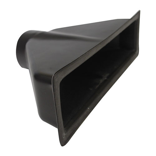 Wide Rectangular Intake Duct