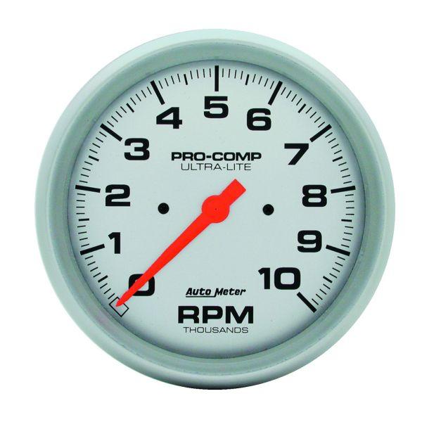 Autometer Tachometer Ultra Lite Pettinelli Racing