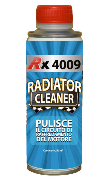 RX-4009 Radiator Cleaner