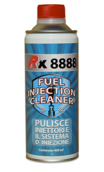 RX-8888 Fuel Injection System Cleaner