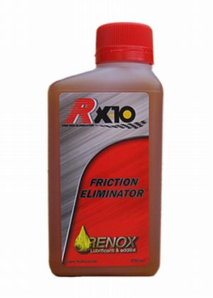 "RX-10 ""Friction Eliminator"""