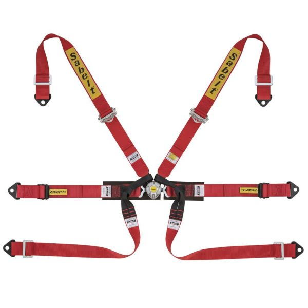 Sabelt Ultralight Formula 6 Point Harness