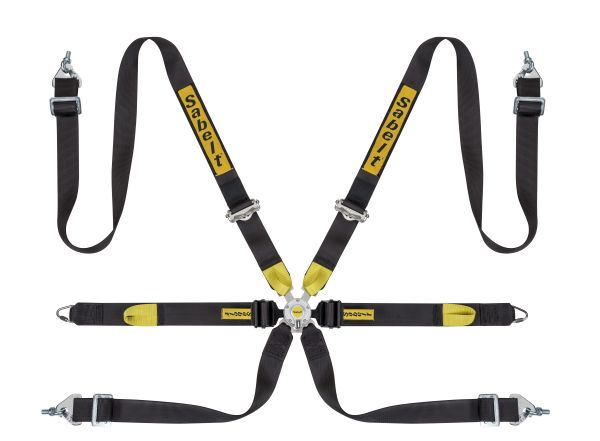 Sabelt Ultralight GT 6 Point FHR/HANS Harness