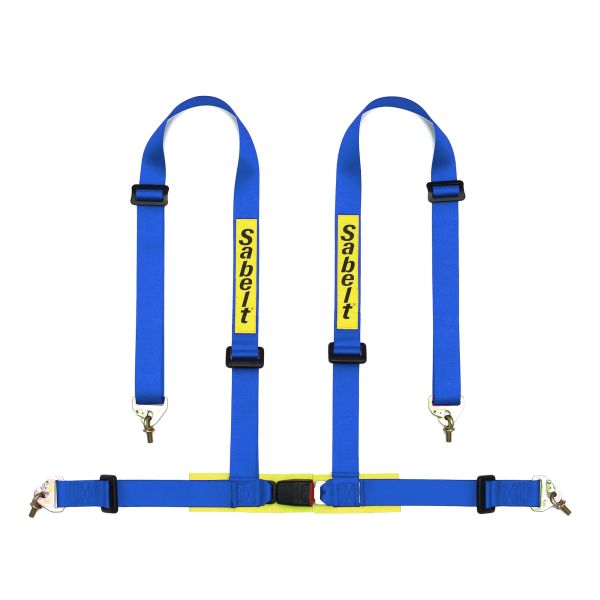 Sabelt 4 Point Clip In Harness