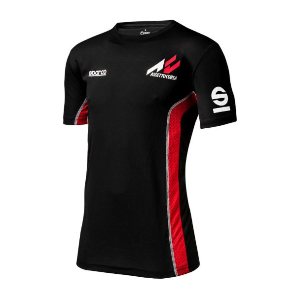 T-shirt da gaming Assetto Corsa