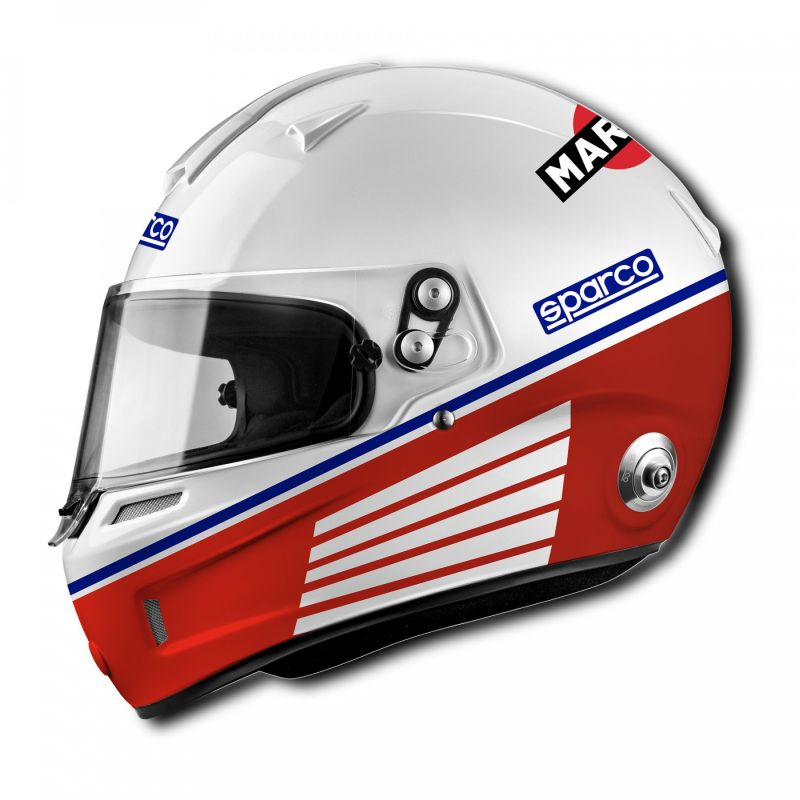Casco Sparco AIR PRO RF-5W Martini Racing