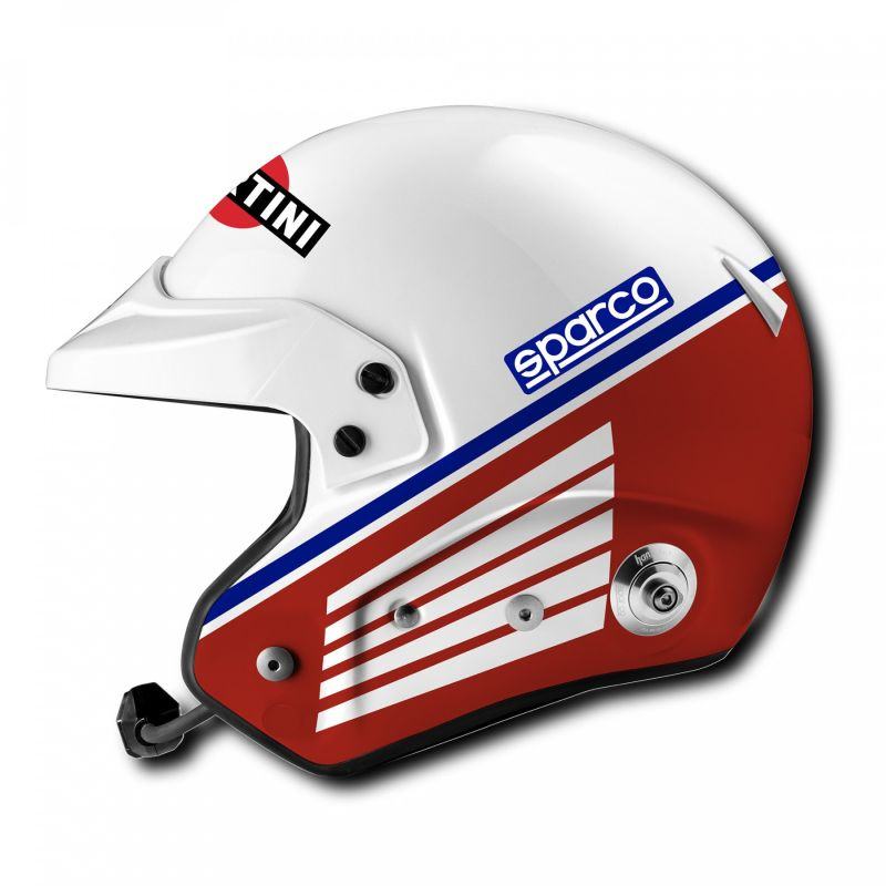 Casco Sparco AIR PRO RJ-5i Martini Racing