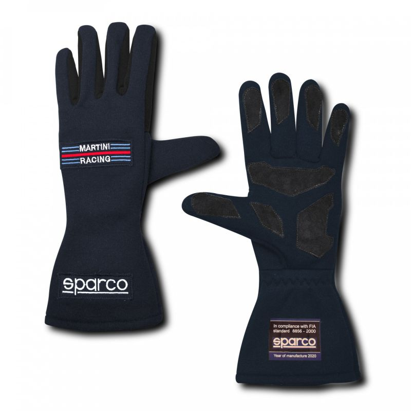 Sparco Land Classic Martini Racing gloves