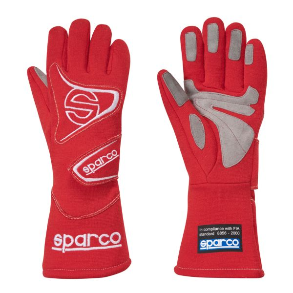 Sparco Flash L-3 glove 9/Red