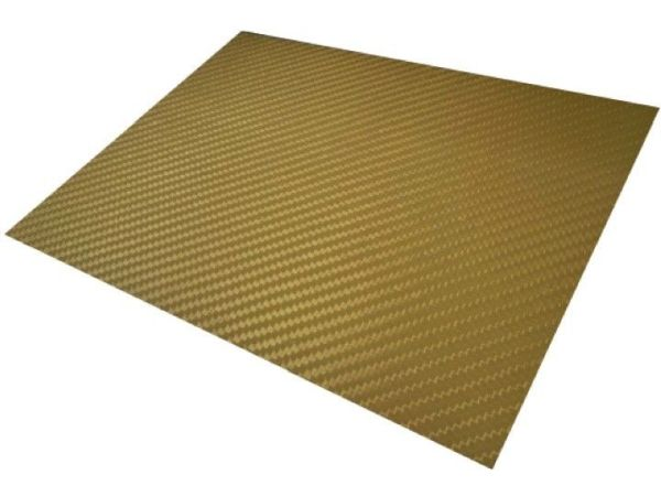 Kevlar/Carbon Sheet 2mm 100X100