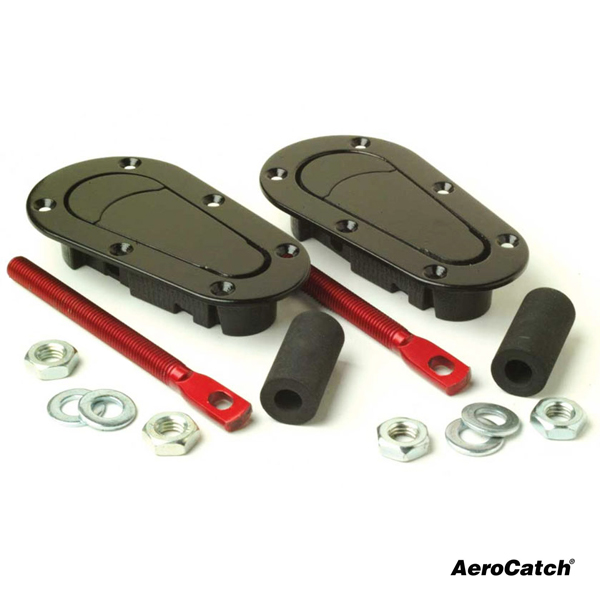 Ferma cofani Aerocatch Plus Flush