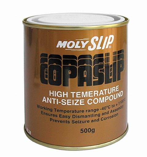 Copaslip grease copper 500 gr.