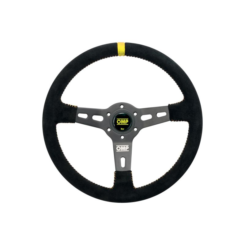 Omp entry level steering wheel 350