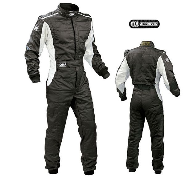 Omp Tecnica Plus 2 suit Black/58
