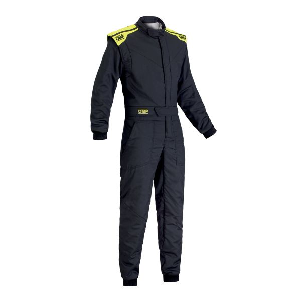 Omp First - S suit Anthracite/64