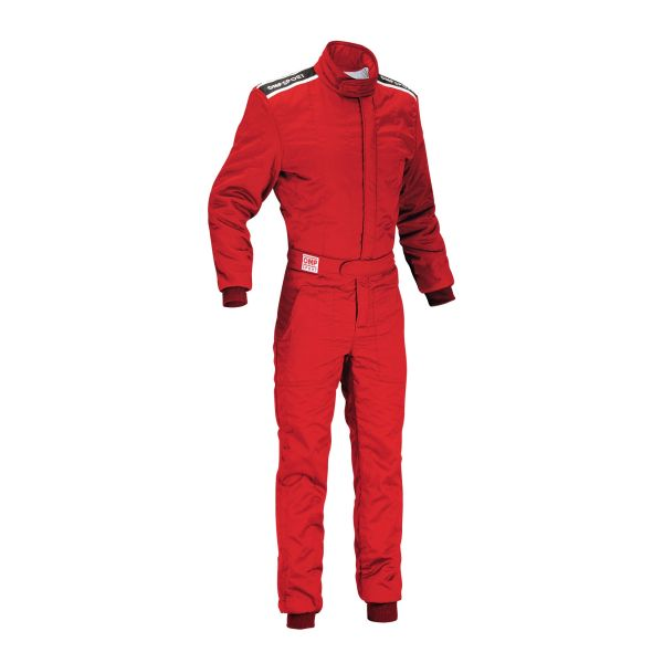 OMP Sport Suit Red / M